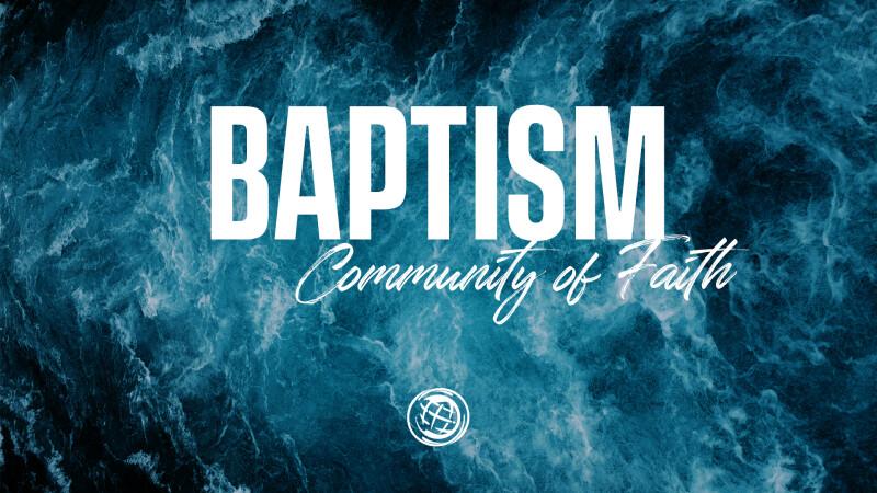 COF Kids Baptism Class
